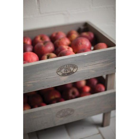 Zöldség-gyümölcs tároló