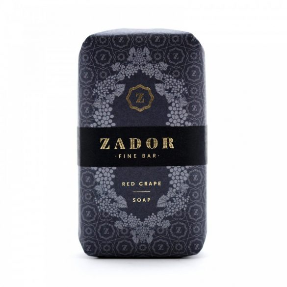ZADOR szappan- Szőlő