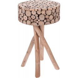 Teakfa szék