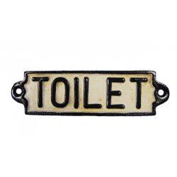Toilet tábla