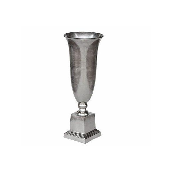 Nagyméretű ezüst váza