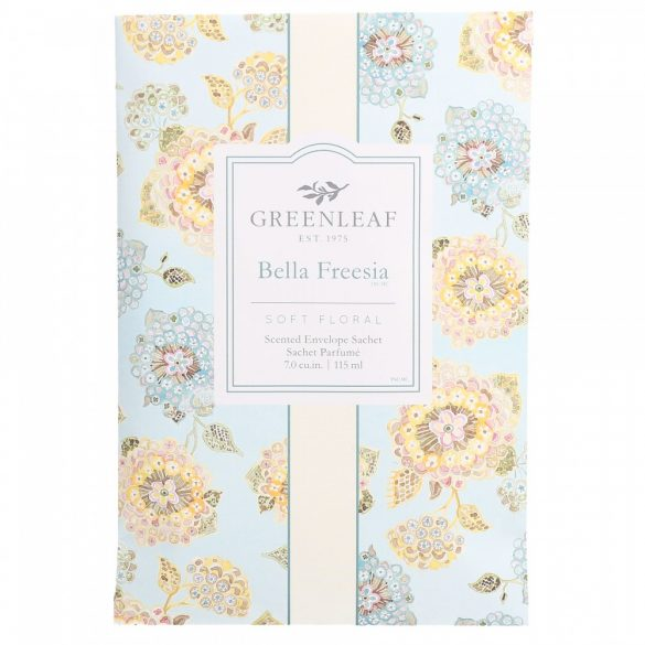 Greenleaf Gifts - BELLA FREESIA illattasak