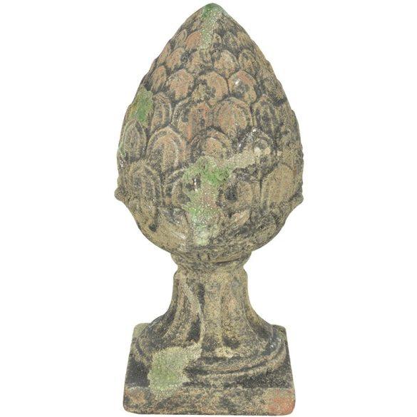 Toboz alakú szobor