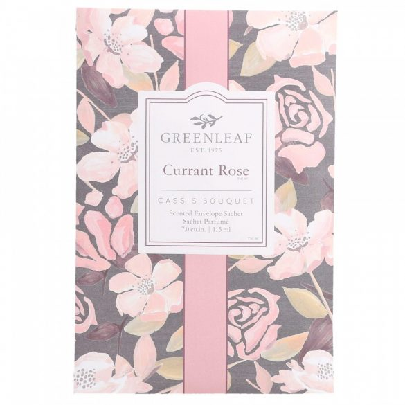Greenleaf Gifts-CURRANT ROSE illattasak