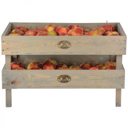 Zöldség-gyümölcs tároló láda M