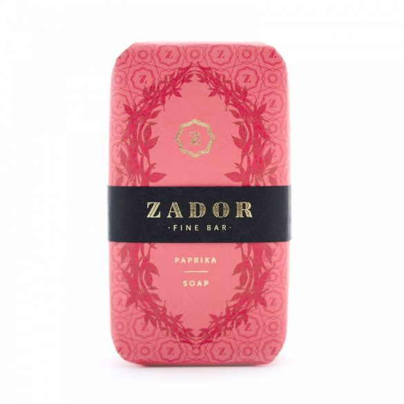 ZADOR szappan - Paprika