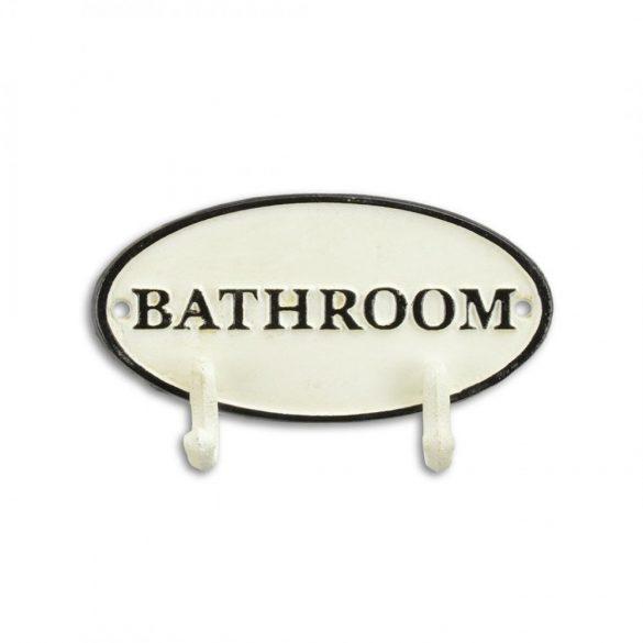 Fürdőszobai fogas
