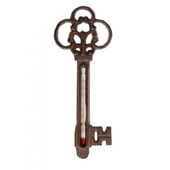 Kulcs alakú hőmérő