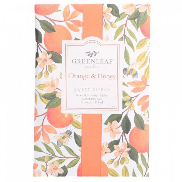 Greenleaf Gifts - ORANGE & HONEY ILLATTASAK