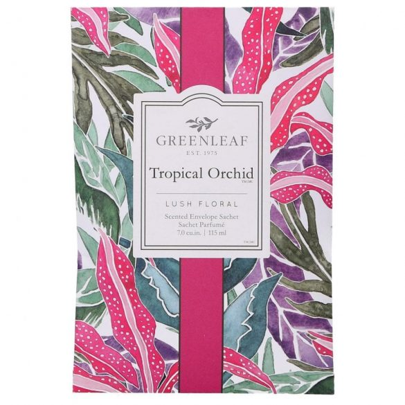 Greenleaf Gifts - Tropical Orchid illattasak
