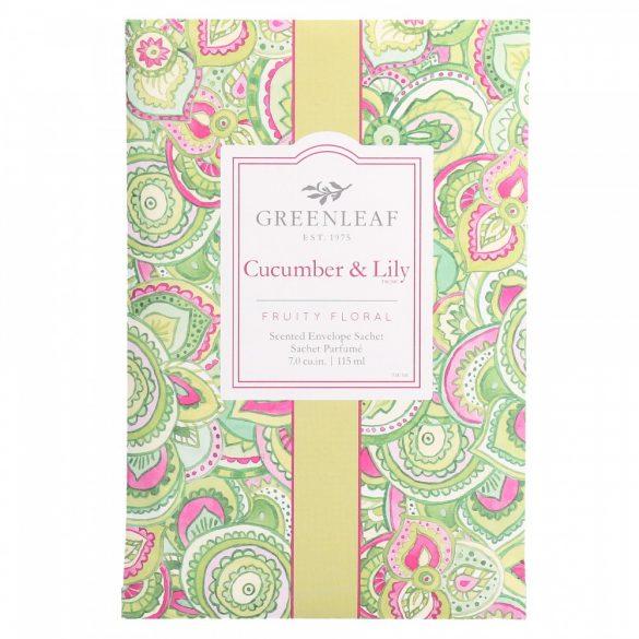 Greenleaf Gifts - CUCUMBER AND LILY ILLATTASAK