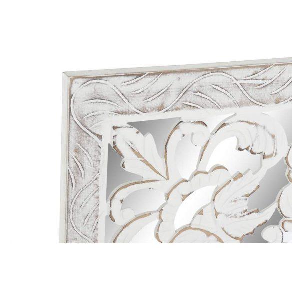 Dekoráció falra szett 3db-os mdf üveg 120x2x120