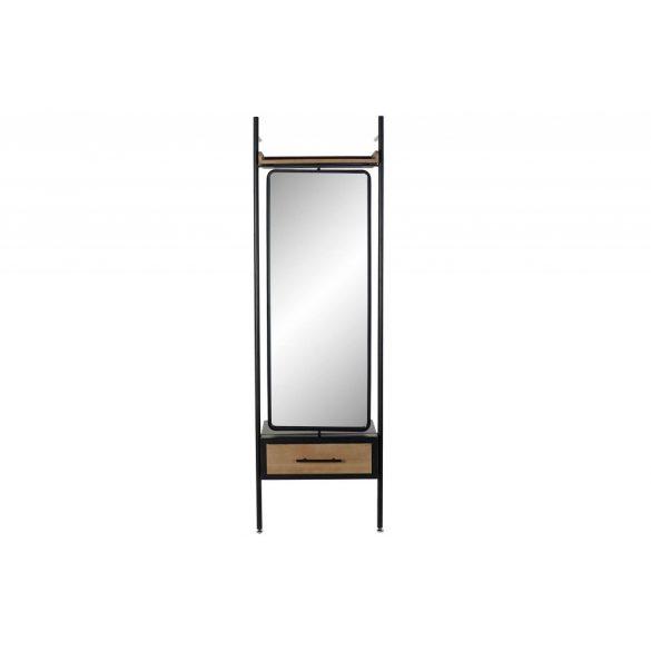 Tükör fém fa 58x30x193 megfordítható