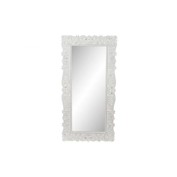 Tükör mdf 183x5x91 3 mm. fehér