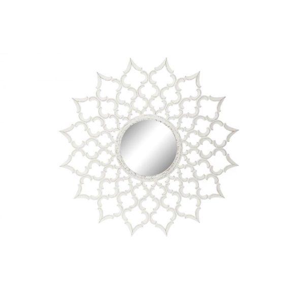 Tükör mdf 120x2x120 fehér