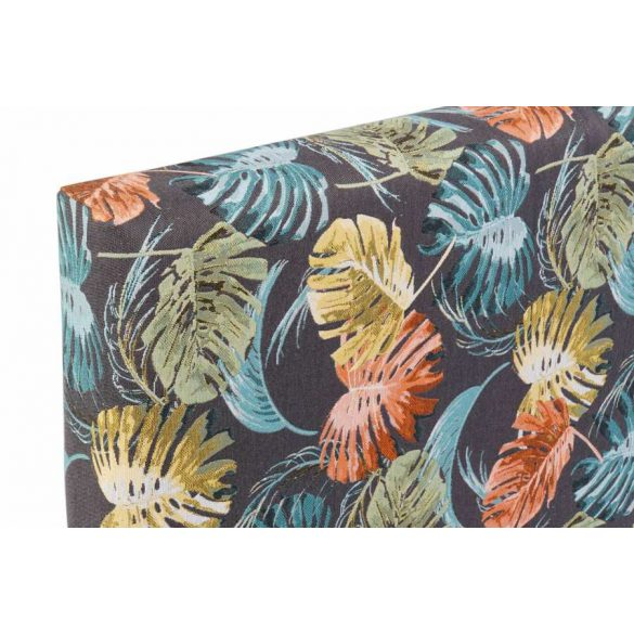 Ágytámlapoliészter fa 160x10x60 trópusi