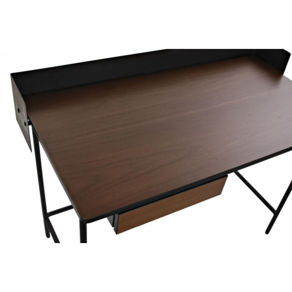 Íróasztal mango fém 103x57x81