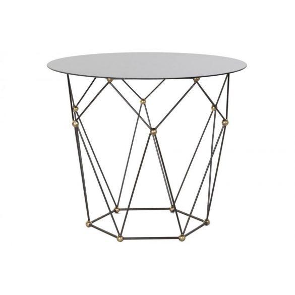 Asztal telefonos fém 70x70x60