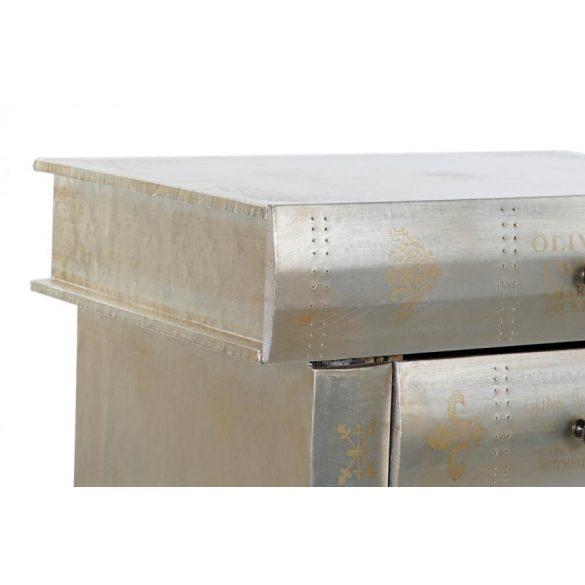 Fiókos szekrény fa 50x35x76