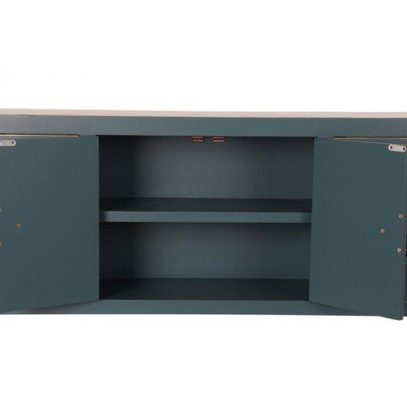 Tv-s bútor fenyő mdf 130x24x51 keleti